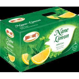 Bağdat Nane-Limon