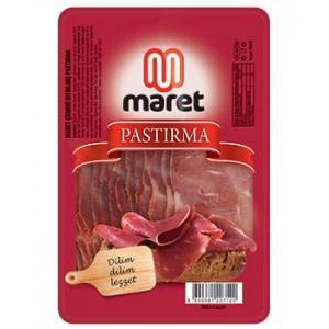 Maret Çemeni Sıyrılmış Pastırma